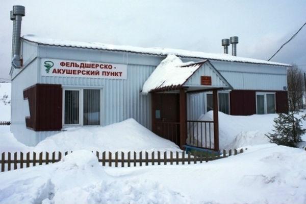 Фельдшерский пункт на селе