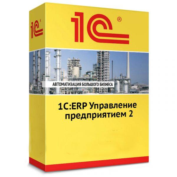 1C:ERP Управление предприятием 2 (версии ПРОФ, базовая)
