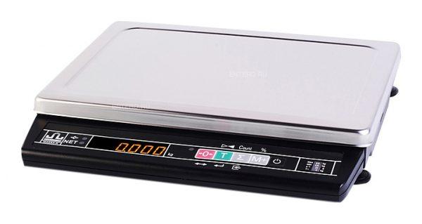 Весы торговые электронные МАССА-К МК-32.2
