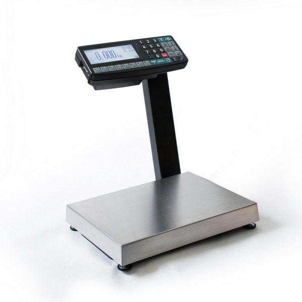 Весы с принтером печати МАССА-К МК-RA